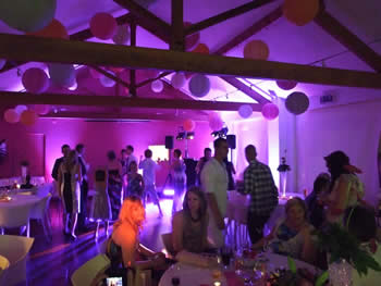 Bellavista Rochdale Wedding DJ