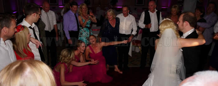 Wedding Singer in Lancashire