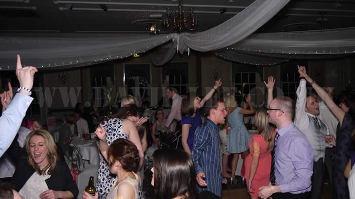 Statham Lodge Cheshire Wedding DJ