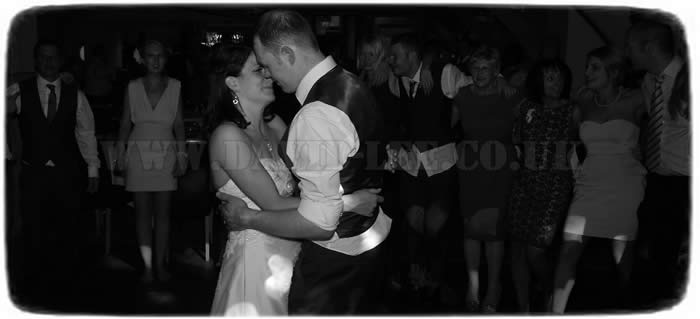 Wedding DJ For Cheshire Manchester and Lancashire