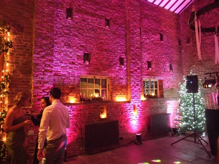 Meols hall dj and Uplighting