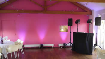Milnrow Rochdale Wedding DJ