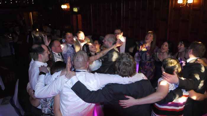 Final dance at Worsley Court House Manchester