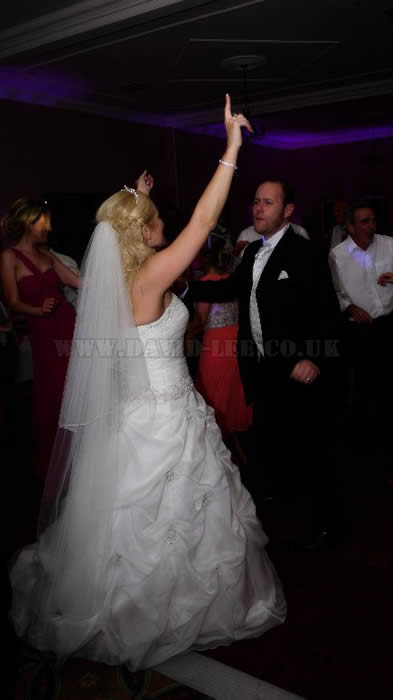 Preston Marriott Wedding DJ Lancashire