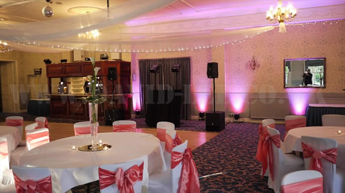 Wedding Disco Statham Lodge