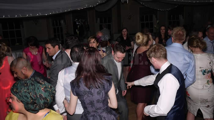 Statham Lodge Dancefloor
