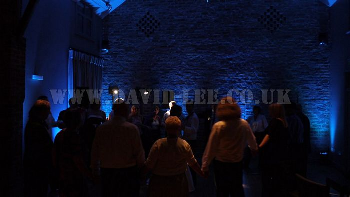 Arley Hall  wedding dj and the bride and groom final dance of the evening